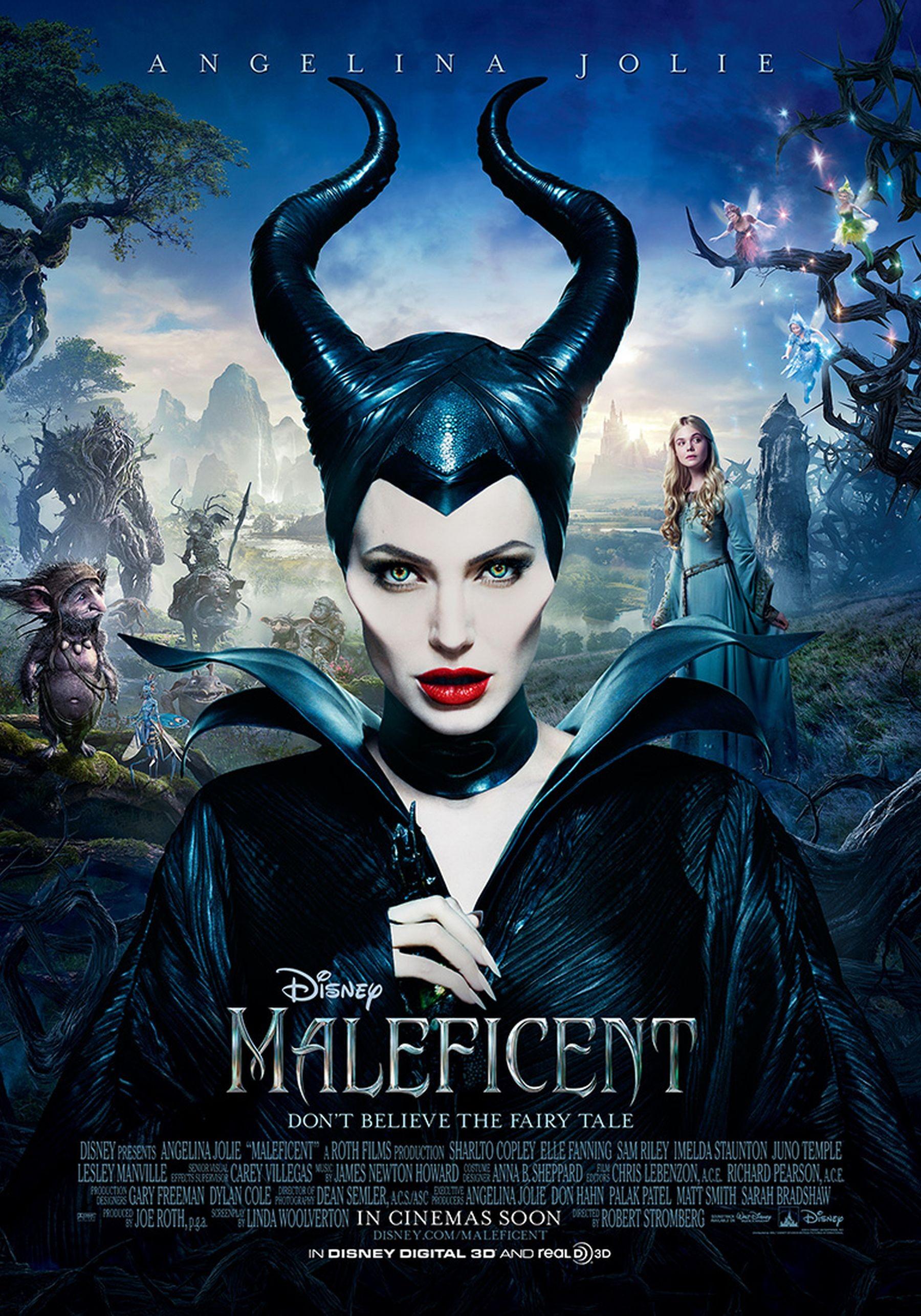Phim 3D: MALEFICENT- Tiên Hắc Ám (23/11/2014)