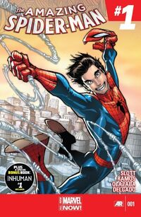 Amazing Spider-Man 2014 1
