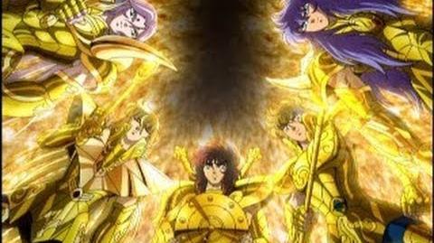 Saint Seiya Omega: La leyenda de Diamante