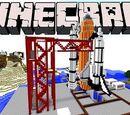 Episode 916 - Minecraft Space Shuttle
