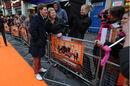 2013 Netflix Premiere London - Michael with Fans 01.jpg