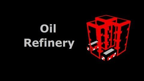Oil Refinery - Buildcraft In Minutes
