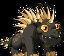 Dragón Erizo