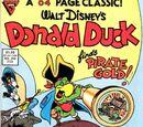 Donald et le trésor du pirate