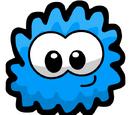 Blue Fuzzy