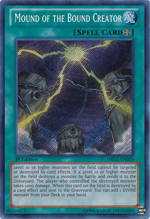 Ra S Disciple And Mound Of The Bound Creator Yu Gi Oh