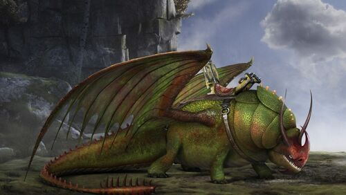 Skullcrusher - How to Train Your Dragon Wiki - Wikia