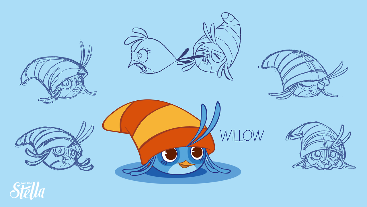 Image AngryBirdsStellaWillowpng Angry Birds Wiki