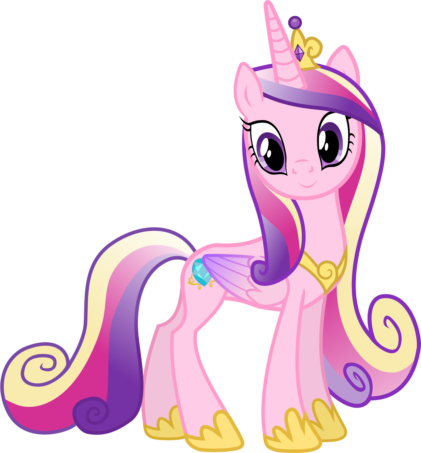 Princess cadance the my little pony gameloft wiki - My little pony cadence ...