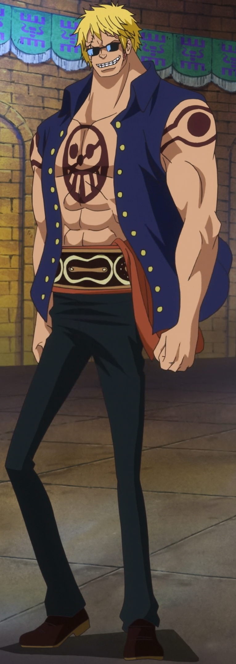 one piece jolly roger law
