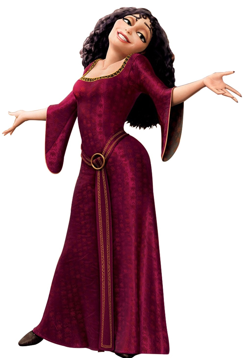 Mother gothel tangled disney