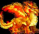 Dragón Fuego Doble