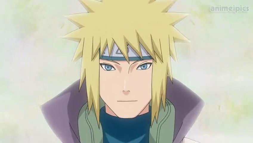 Hokage Naruto S Hair