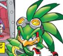 Jet the Hawk (Pre-Super Genesis Wave)