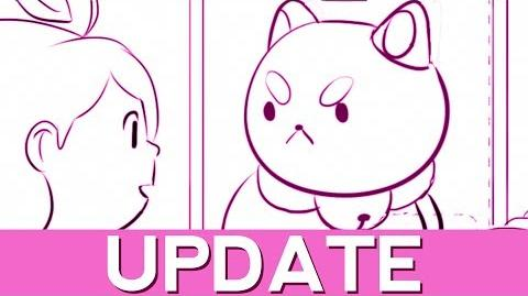 PRODUCTION UPDATE - Bee and PuppyCat The Series