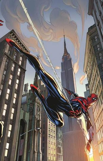 Superior Spider-Man Vol 1 31 Campbell Variant Textless
