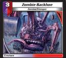 Zombie Backhoe