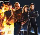 Fantastic Four Activity Studio