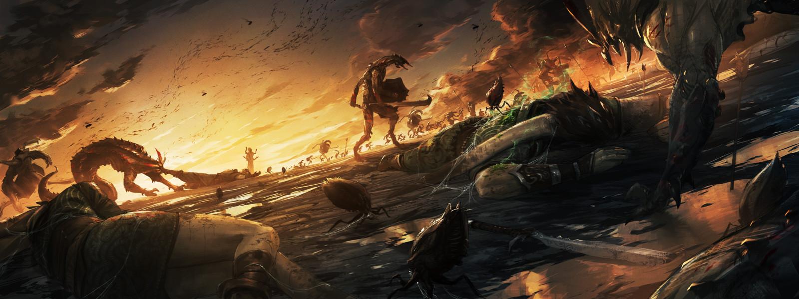 Necrophages endless legend wiki wikia - Endless legend broken lords ...