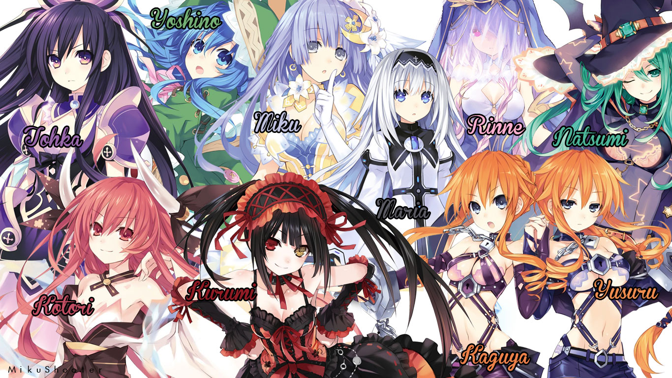image   wall     date a live wiki