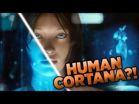 Gallery Cortana Human Form