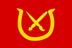 MLPchan's flag design by Red Star.