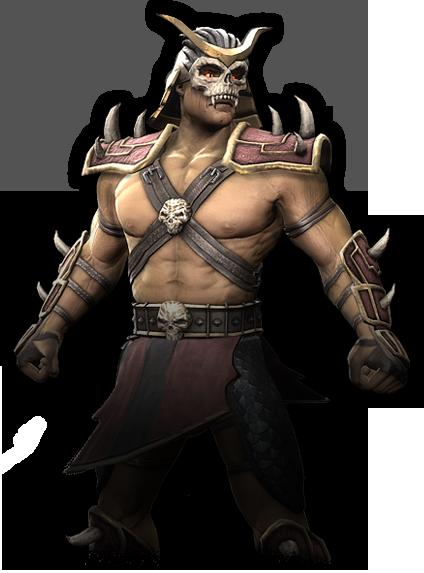 Image - Mortal kombat 9 shao kahn.png - DEATH BATTLE Wiki