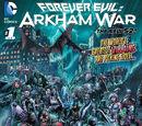 Forever Evil: Arkham War Vol 1/Galería