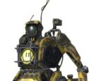 Mk. III Mobile Robotic Versatile Entity Automated Assistant