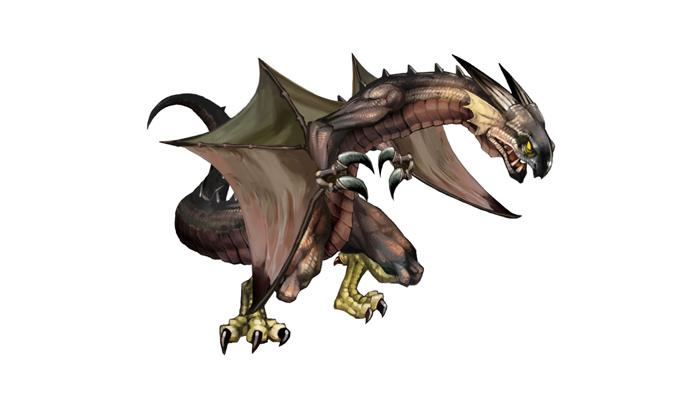 Wyvern Dragon: Dragon's Crown Wiki