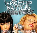 Cleopatra vs Marilyn Monroe/Rap Meanings