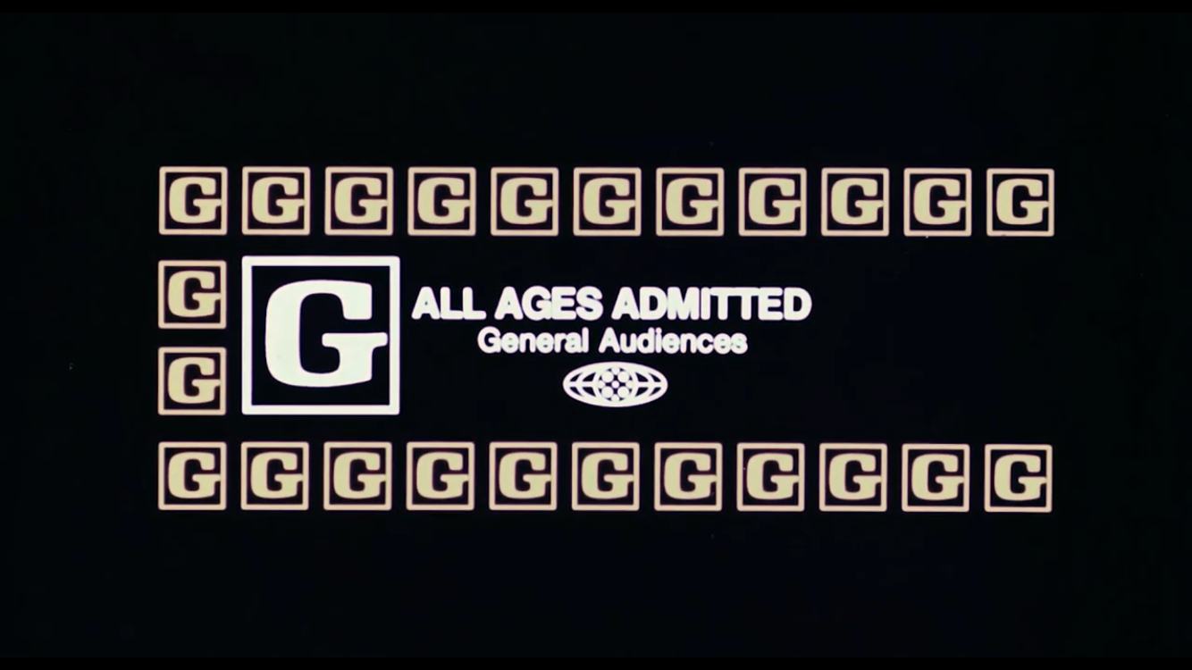 g Movie Rating Rated g 1970