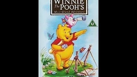 Pooh Vhs 1997 Adventure 1997 Vhs uk