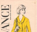 Advance Sew-Easy Patterns April 1965