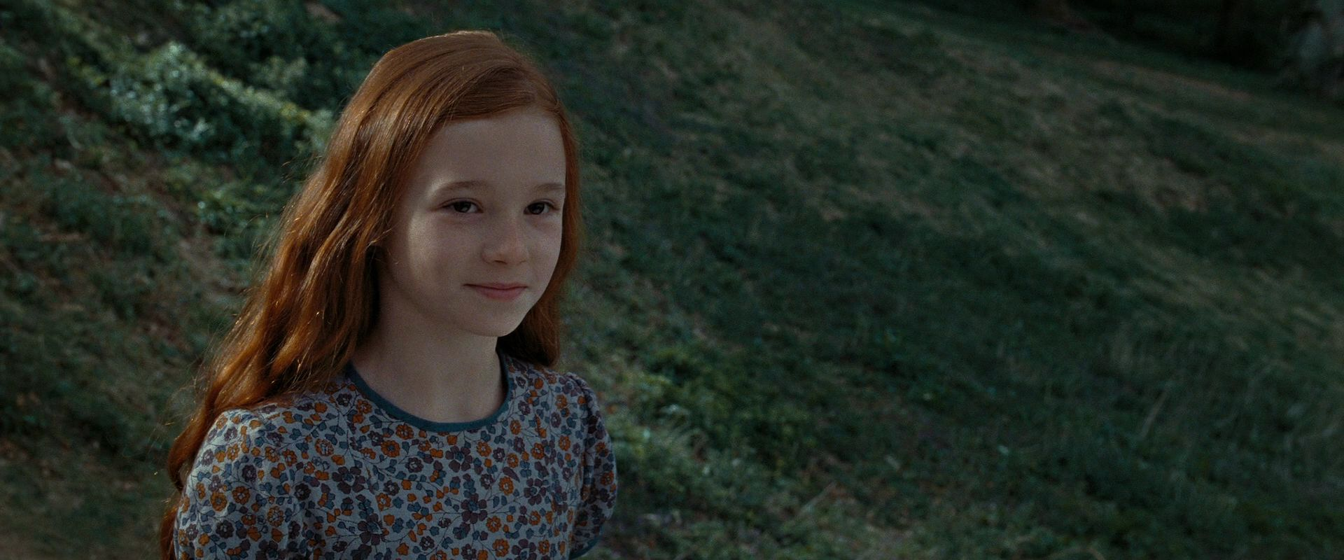 Ellie as Lily in Harry Potter Lily Potter Eyes
