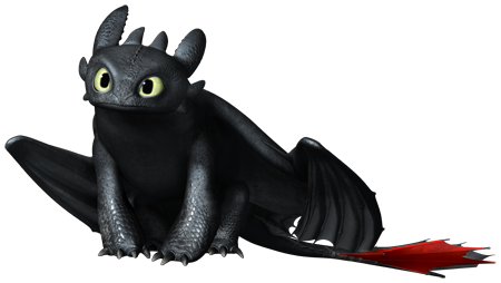 Les dragons D'Harold Krokmou