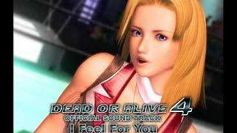 Dead or Alive 5 stage themes