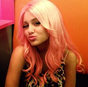 Ariana grande blonde hair - New Hair Extensions Blond