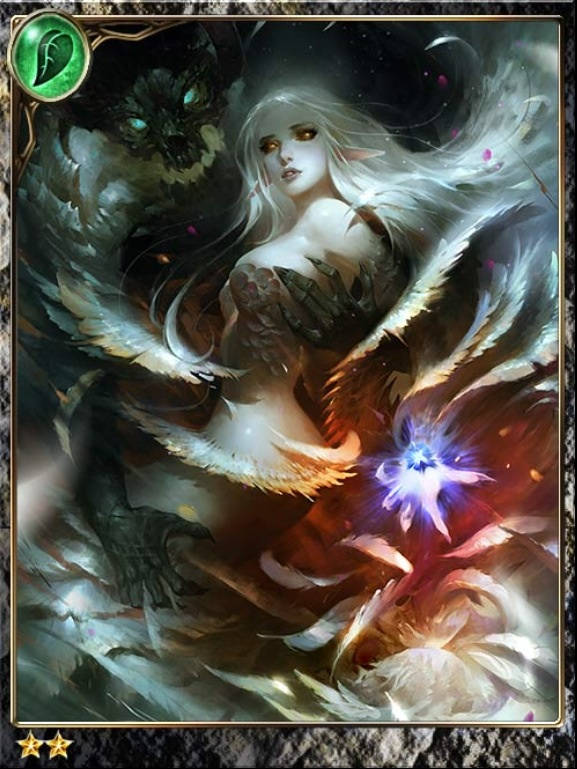 Poison Flower Bewitching Cylphon Legend Of The