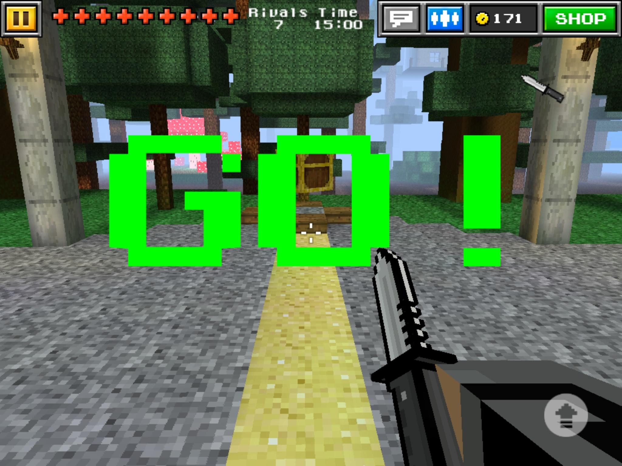 Pixel Gun Games