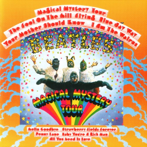 Magical Mystery Tour Us