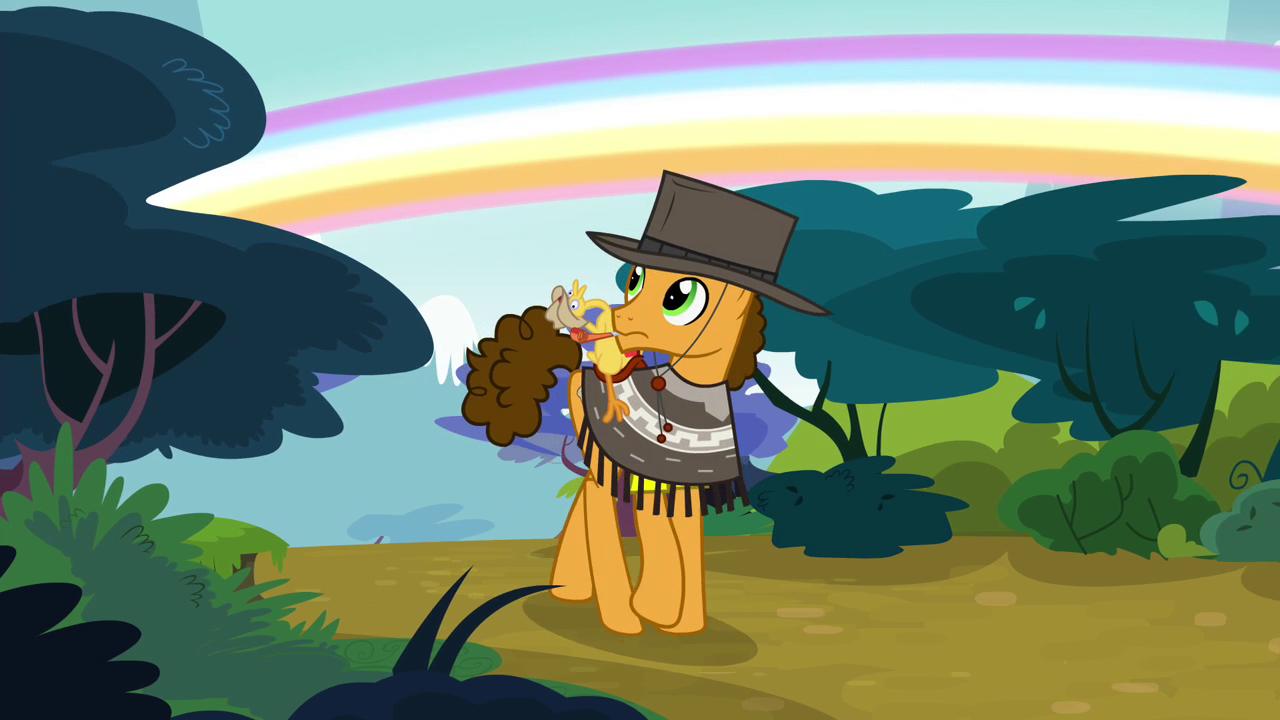 Cheese Sandwich - My Little Pony Friendship is Magic Wiki