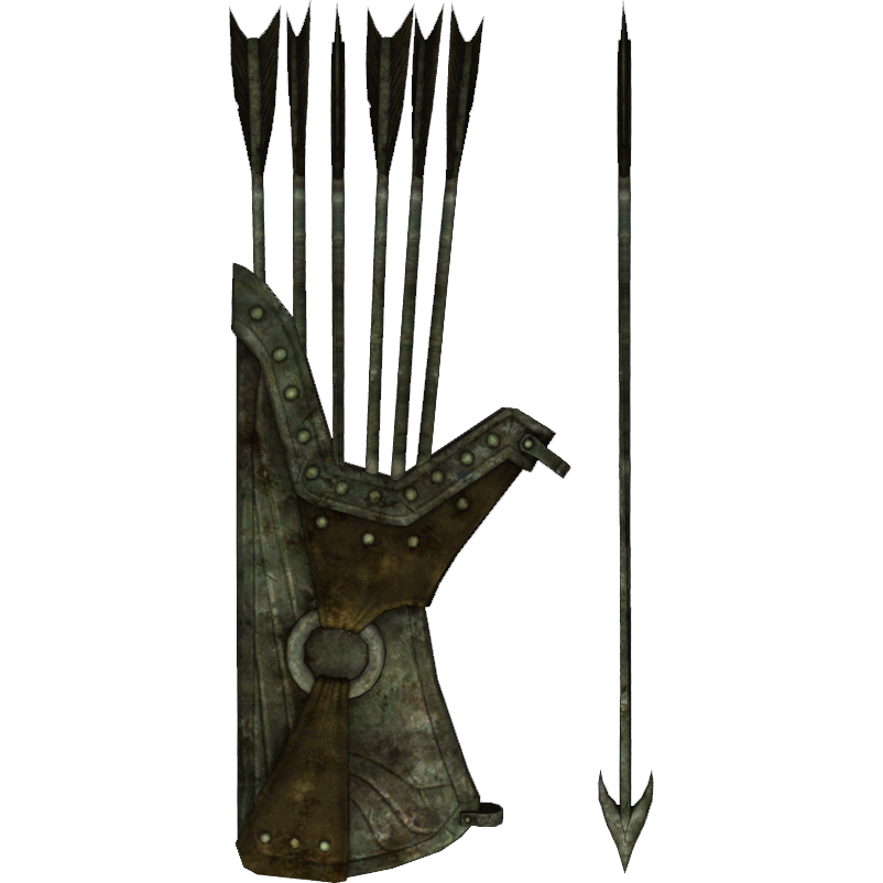 Как сделать отравленные стрелы в скайриме
