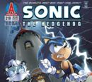 Archie Sonic the Hedgehog Issue 219