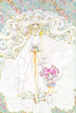 sailor cosmos  Sailor Cosmos
