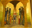 Ancient Sudrian figures
