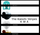 The Kanohi Stripes