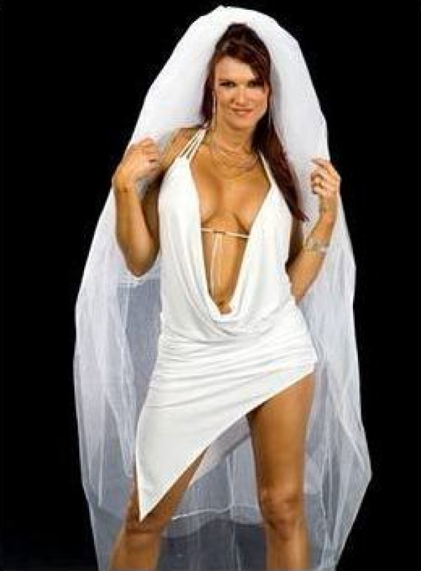 Edge Lita Wedding Lita Wedding Dress