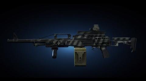 Contract Wars PKP Pecheneg Shooting Test