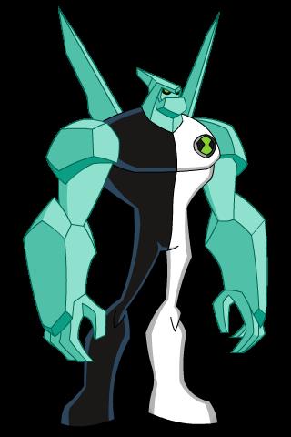 diamante wiki batalhas de aliens ben10 omniverse